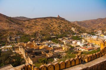 Amber Fort. Jaipur. India.