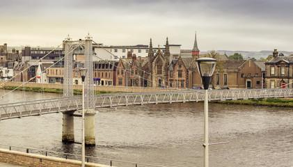 Inverness city center
