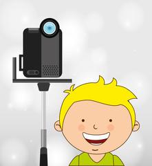 children and camera design