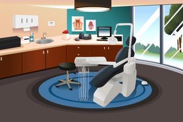 Dentist Office Scene