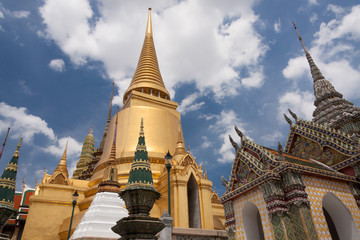 Wat Phra Kaeo, Temple of the Emerald Buddha
