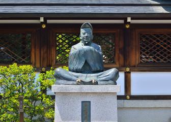 晴明神社 晴明公像 京都