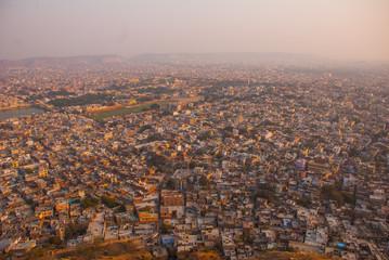 Nahagarh Fort. Jaipur. India.