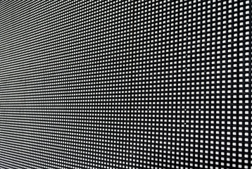 LED light wall background