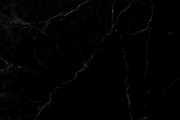 Black marble texture background, abstract texture for design