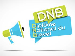 mégaphone : DNB
