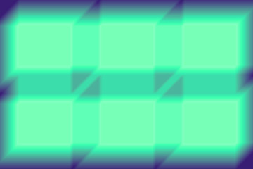 abstract dark blue green blurred background