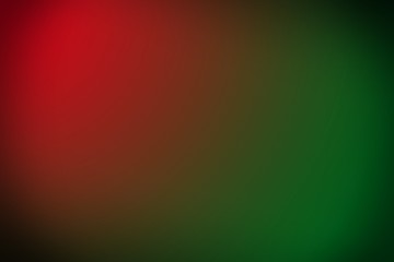 abstract dark red and green blurred background