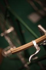 Shiny bike brake