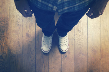 Hipster Sneakers
