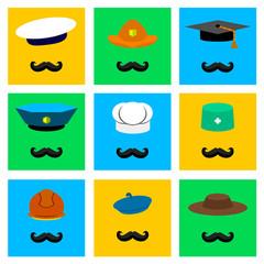 Professional hats