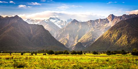 Alps New Zealand