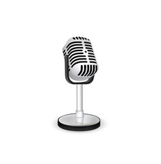 steel microphone for your design