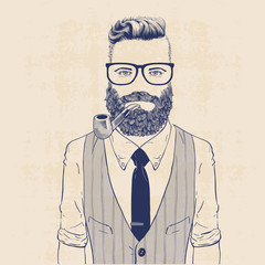 business hipster