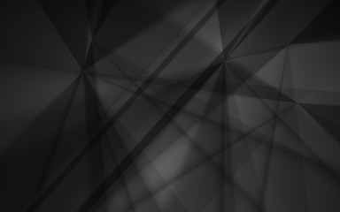 Abstract polygonal mosaic neutral background