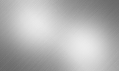 Metal brushed texture gray background