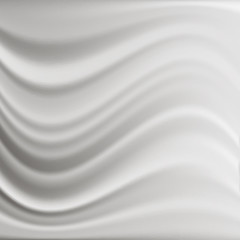 Grey wavy background blur