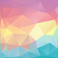 polygon pastel 1