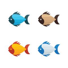 Sea Fish Vector color