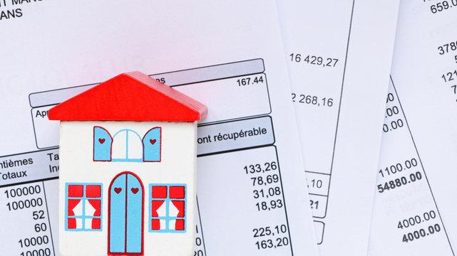 Maison, syndic de copropriété, charges, acheter, impôts