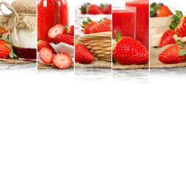Strawberry Mix Stripes