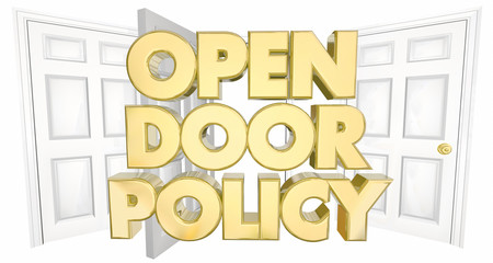 Our door is always open invitation welcome inside buy this stock see more stopboris Choice Image