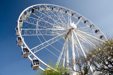 Ferris wheel in Cape Town
