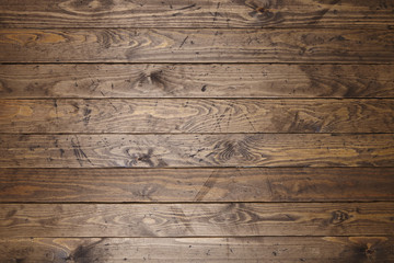 Wooden Floor - Landscape