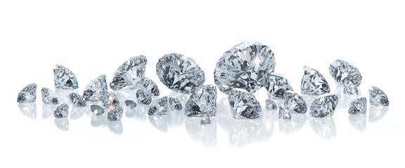Diamantengruppe Querformat