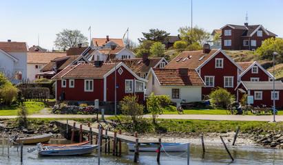 Göteborger Schärengarten - Brännö, Schweden.