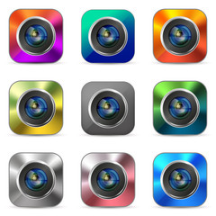 photo apps icons