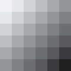 Gray Monochrome Background in Vector