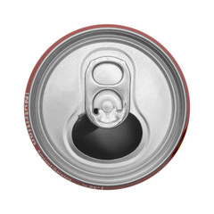 Soda Can Top Open