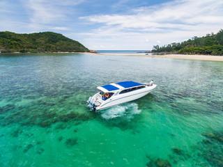 Sailing in koh Phangan Thailand