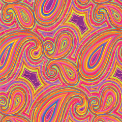 Multi-color abstract background pattern.