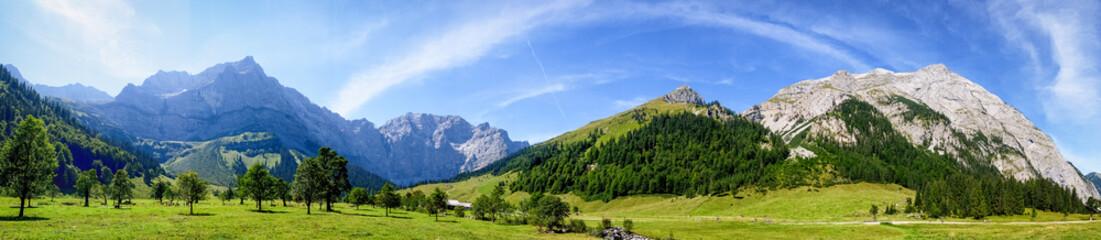 karwendel mountains Fototapete