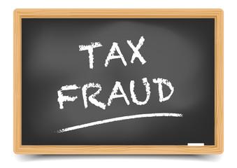Blackboard Tax Fraud