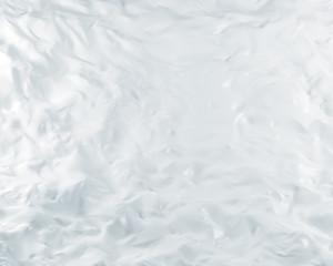 Milk texture. White background