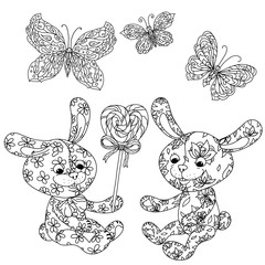 toy for adult coloring book