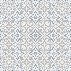 seamless Moroccan pattern