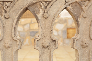 decorative arches of work