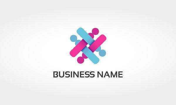 Teamwork Network Woven Logo