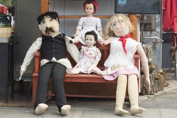 traditional dolls Hungary