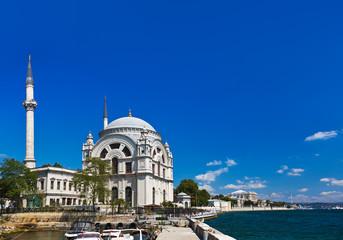 Canvas Prints Kuala Lumpur Mosque in Istanbul Turkey