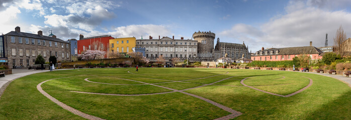 Castle park Dublin, Republic of Ireland