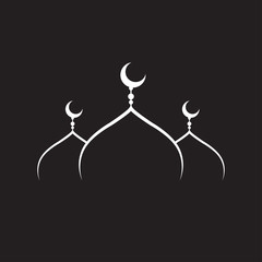 mosque vector ,mosque Icon. mosque Icon Vector. mosque Icon Art