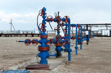 Oilfield.