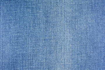 Blue jeans pattern texture and background