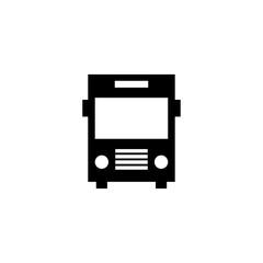 Bus icon, bus icon