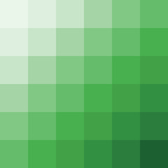 Green Background. Green Monochrome Background in Vector
